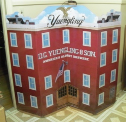 yuengling beer sign display