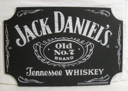 Liquor Signs all products All Products jackdanielswoodsign2007