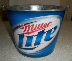 lite beer bucket