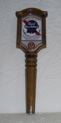 pabst blue ribbon beer tap handle Pabst Blue Ribbon Beer Tap Handle pabstblueribbonwoodframetap neon beer signs for sale Home pabstblueribbonwoodframetap