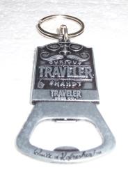 traveler beer key opener