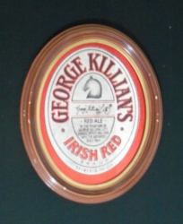 killians irish red beer mirror Killians Irish Red Beer Mirror killiansirishredmirrorscratch