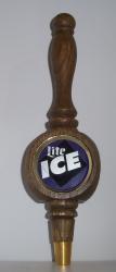 lite ice beer tap handle Lite Ice Beer Tap Handle liteicetallwoodtap
