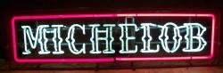 michelob beer neon sign Michelob Beer Neon Sign michelobruby neon beer signs for sale Home michelobruby
