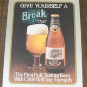 break special lager mirror