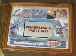 MY BEER SIGN COLLECTION – Not for sale but can be bought… geneseebeeralepennsylvaniamirror