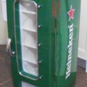 heineken beer can cooler