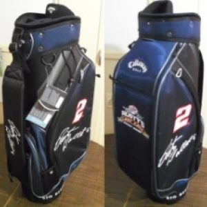 lite beer rustys last call golf bag