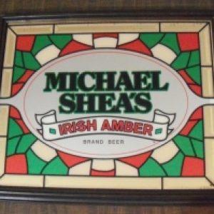 michael sheas irish amber mirror