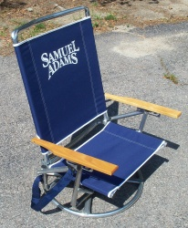 samuel adams beach chair