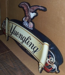 yuengling beer wood sign yuengling beer wood sign Yuengling Beer Wood Sign yuengling3deaglewoodsignside