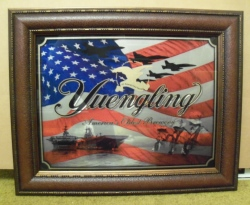 beer sign collection My Beer Sign Collection 2 – Not for sale but can be bought… yuenglingpatrioticmirror