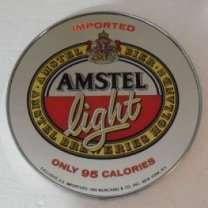 amstel light beer mirror
