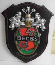 Becks Beer Sign