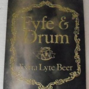 fyfe drum beer mirror