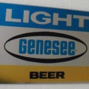 genesee light beer mirror