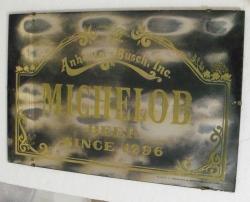 Michelob Beer Mirror