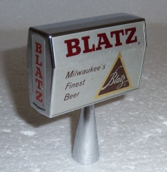 blatz beer tap handle
