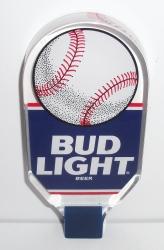 bud light beer tap handle