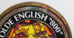 olde english 800 malt liquor tap handle
