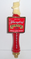 yuengling porter tap handle