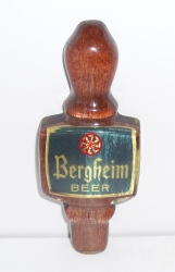bergheim beer tap handle