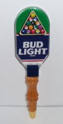 bud light beer pool tap handle