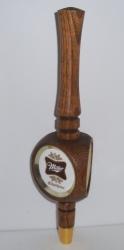 miller munchener dark beer tap handle