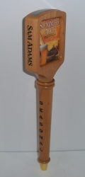 samuel adams summer ale tap handle