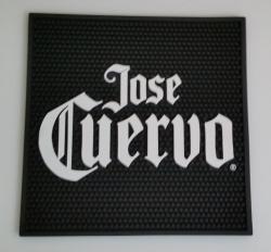 jose cuervo tequila bar mat