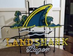 Landshark Lager Neon Sign landshark lager neon sign Landshark Lager Neon Sign landsharklager2014off
