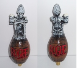 rogue beer skeleton tap handle neon beer signs for sale Home rogueskeletontap