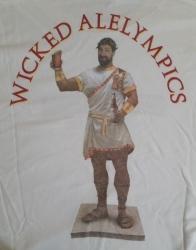 Petes Wicked Ale T-Shirt petes wicked ale t-shirt Petes Wicked Ale T-Shirt peteswickedalelympicstshirtrear
