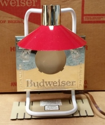 Budweiser Beer Register Light