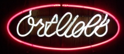 Ortliebs Beer Neon Sign beer sign collection My Beer Sign Collection 2 – Not for sale but can be bought… ortliebs