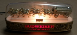 Budweiser Beer Clydesdales Light