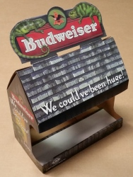 Budweiser Beer Lighter Display