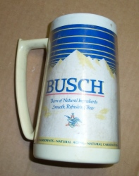 Busch Beer Insulated Mug