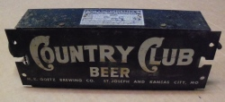 Country Club Beer Neon Sign Transformer beer sign collection My Beer Sign Collection 2 – Not for sale but can be bought… countryclubbeercoilfrance1950
