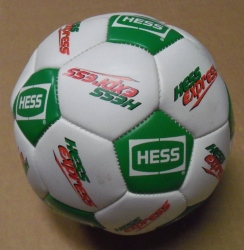 Hess Oil Company Soccer Ball