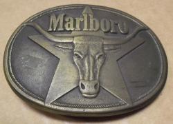 Marlboro Cigarettes Belt Buckle