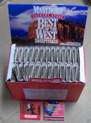 Marlboro Cigarettes Matches
