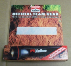 Marlboro Cigarettes Flashlight