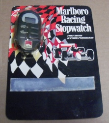 Marlboro Cigarettes Stopwatch