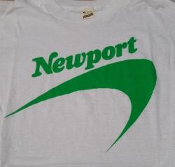 Newport Cigarettes T-Shirt