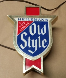 Old Style Beer Light