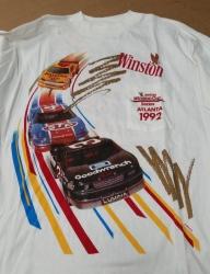 Winston Cigarettes NASCAR T-Shirt