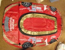 Winston Cigarettes Inflatable Raft