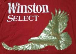 Winston Select Cigarettes T-Shirt