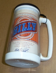 Billy Beer Insulated Mug